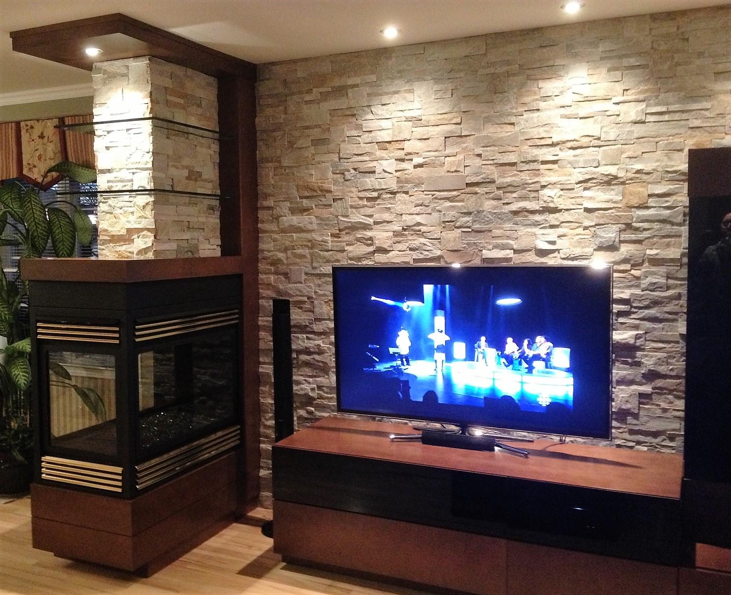 tablettes de foyer poutre de bois. Black Bedroom Furniture Sets. Home Design Ideas